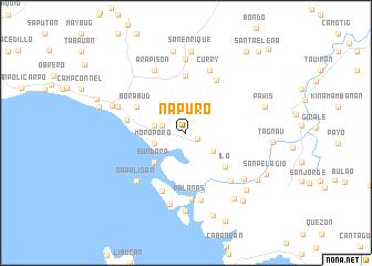 map of Napuro