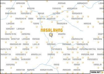 map of Nāsalawng