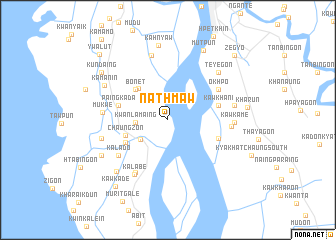 map of Nathmaw