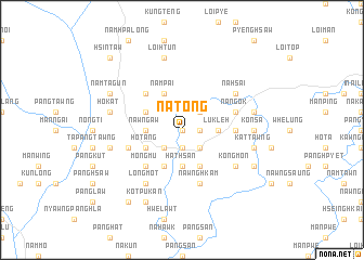 map of Nā-tong