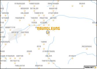 map of Naungleung
