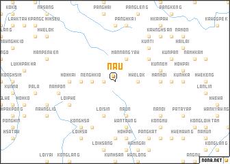 map of Nā-u