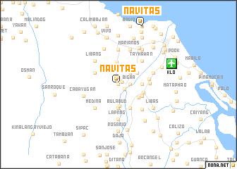 map of Navitas
