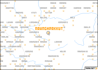 map of Nawnghpakkut