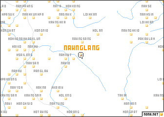 map of Nawnglang