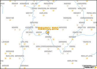 map of Nawnglong