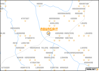 map of Nawngpit