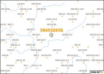 map of Nawngsang