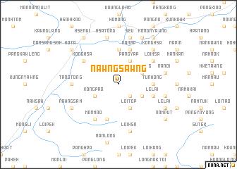 map of Nawngsawng