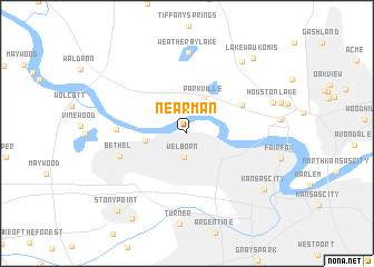 map of Nearman