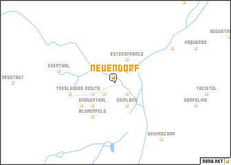 map of Neuendorf