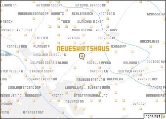 map of Neues Wirtshaus