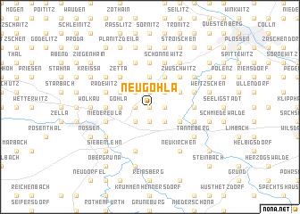 map of Neugohla