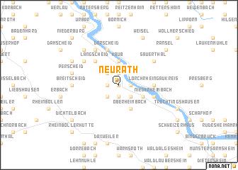map of Neurath
