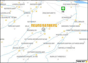 map of Neu-Reisenberg
