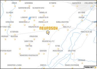 map of Neurosow
