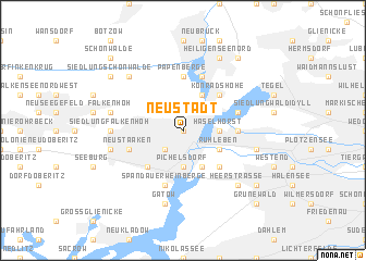 Neustadt Germany Map.Neustadt Germany Map Nona Net