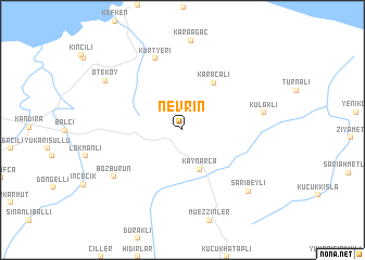 map of Nevrin