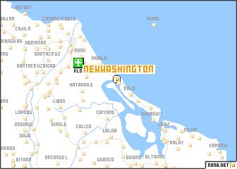 map of New Washington