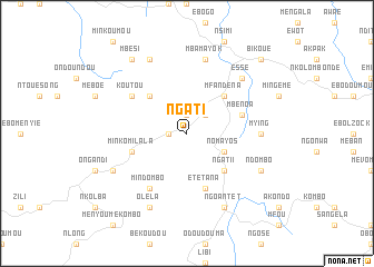 map of Ngat I