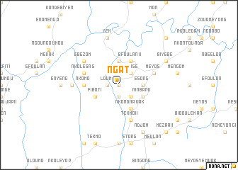 map of Ngat