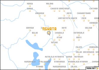 map of Ngwata