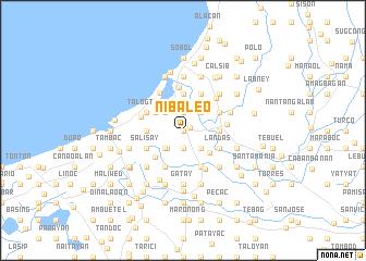 map of Nibaleo