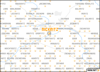 map of Nickritz