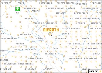 map of Nierath