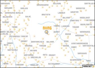 map of Niing