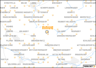 map of Ninive