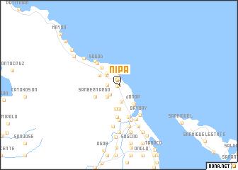 map of Nipa