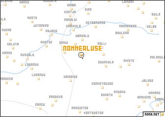 map of Nõmmealuse
