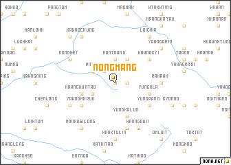map of Nongmang