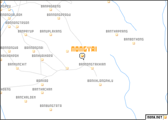 map of Nong Yai