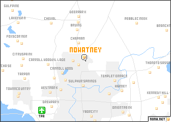 map of Nowatney
