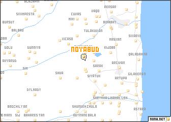 map of Noyabud