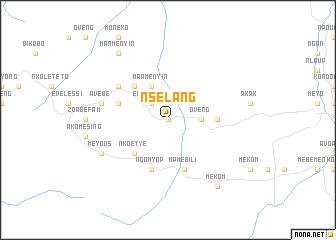 map of Nsèlang