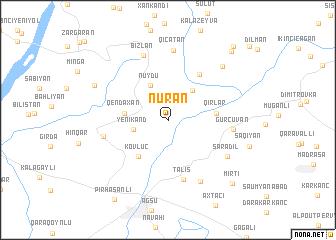 map of Nuran