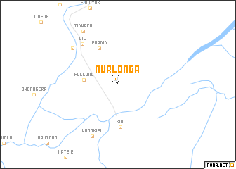 map of Nurlonga