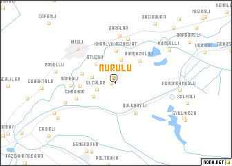 map of Nurulu