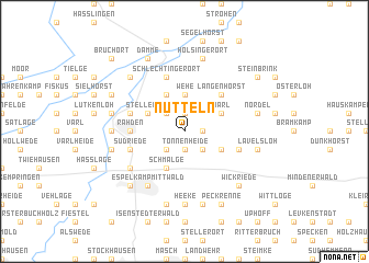 map of Nutteln