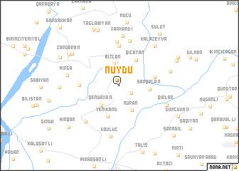 map of Nüydü