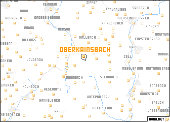 Ober Kainsbach ober kainsbach germany map nona