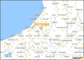 map of Ointambo