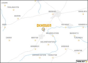 map of Okhoden