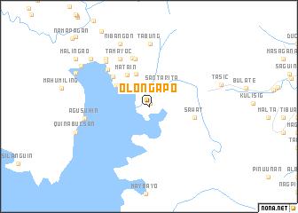 Olongapo Philippines Map.Olongapo Philippines Map Nona Net