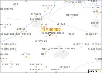 map of Ol\