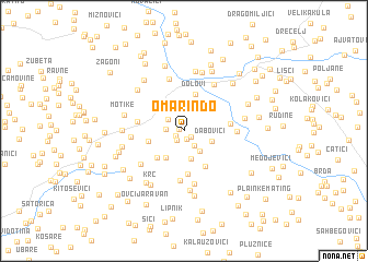 map of Omarin Do