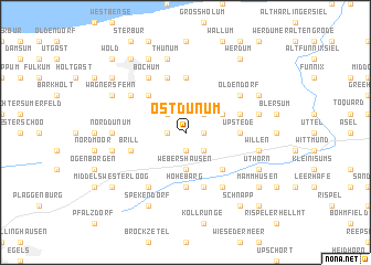 map of Ost Dunum